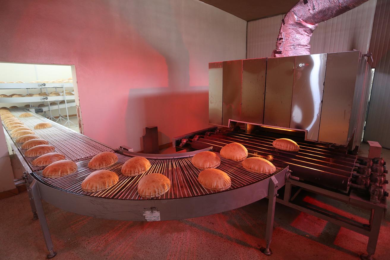 Arabic-Bread-Production-Line
